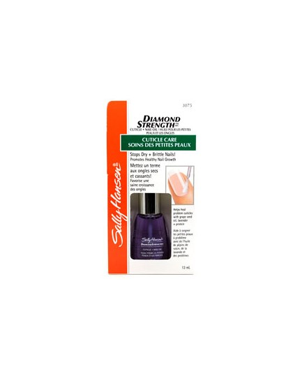 Sally Hansen DIAMOND STRENGTH CUTICLE + NAIL OIL