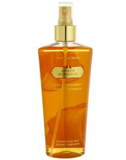 Amber Romance Victoria Secret's Body Mis