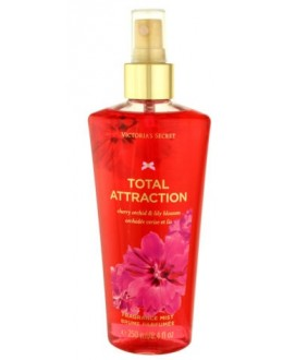 Total Attraction Victoria Secret's Body Mis