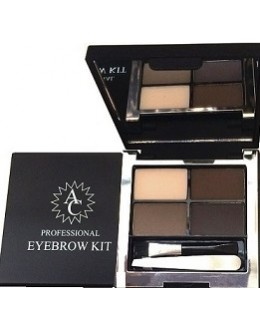 AC Professional Eyesbrow Quad Kit